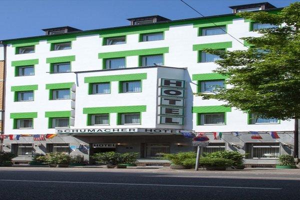 Hotel Schumacher Dusseldorf - фото 21