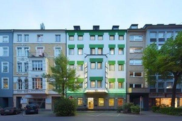 Hotel Schumacher Dusseldorf - фото 22