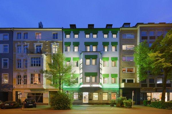Hotel Schumacher Dusseldorf - фото 23