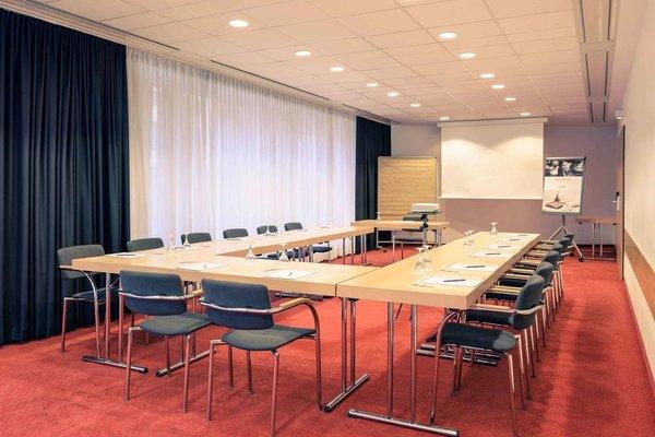 Mercure Hotel Seestern Dusseldorf - фото 19