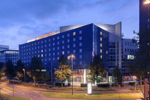 Mercure Hotel Seestern Dusseldorf - фото 23
