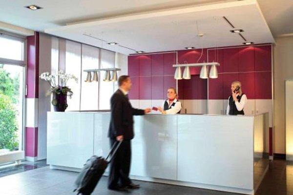 Mercure Hotel Dusseldorf City Nord - фото 16