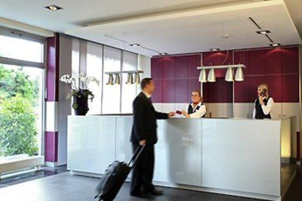 Mercure Hotel Dusseldorf City Nord - фото 17
