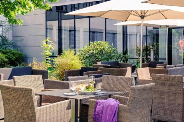 Mercure Hotel Dusseldorf City Nord - фото 20