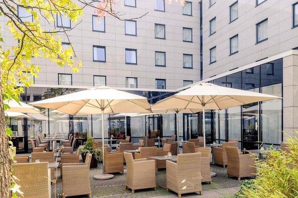 Mercure Hotel Dusseldorf City Nord - фото 21