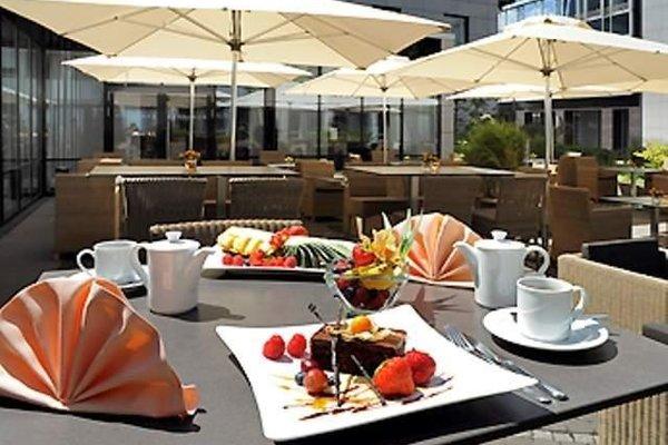 Mercure Hotel Dusseldorf City Nord - фото 9