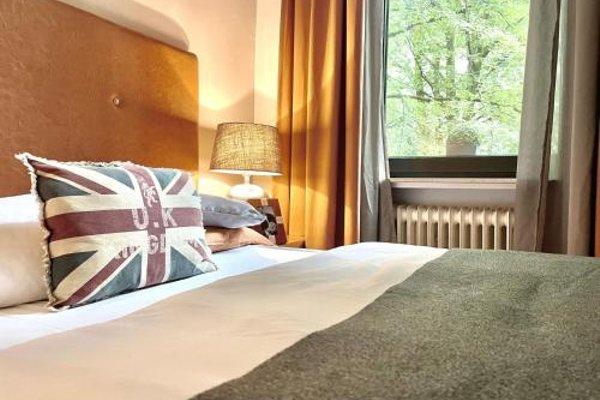 Hotel Am Volksgarten - 4