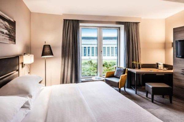 Sheraton Dusseldorf Airport Hotel - 35