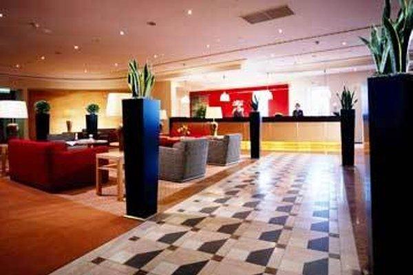 Sheraton Dusseldorf Airport Hotel - 14