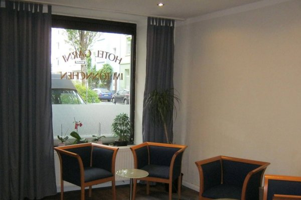 EU Centralhotel Im Tonnchen (ех. Garni im Tonnchen) - фото 10