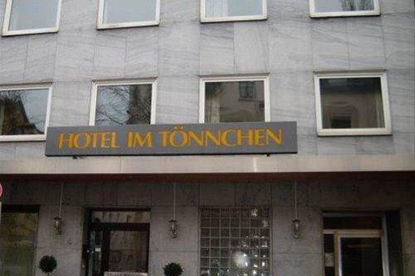 EU Centralhotel Im Tonnchen (ех. Garni im Tonnchen) - фото 21
