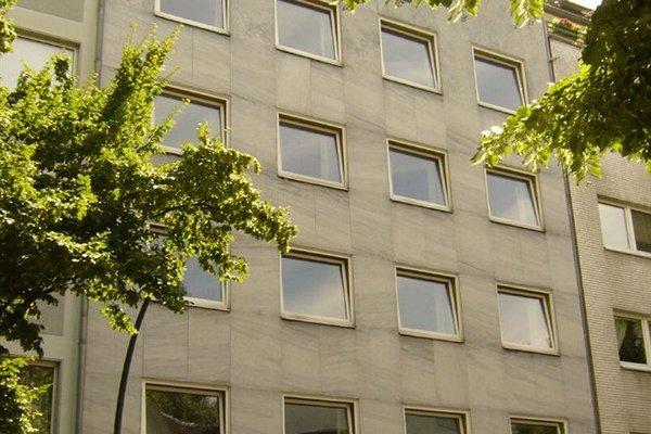EU Centralhotel Im Tonnchen (ех. Garni im Tonnchen) - фото 22
