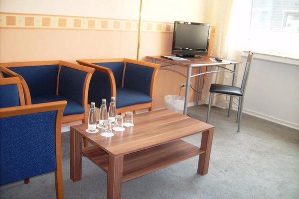 EU Centralhotel Im Tonnchen (ех. Garni im Tonnchen) - фото 8