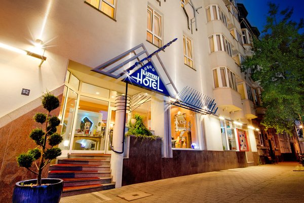 Kastens Hotel - фото 12
