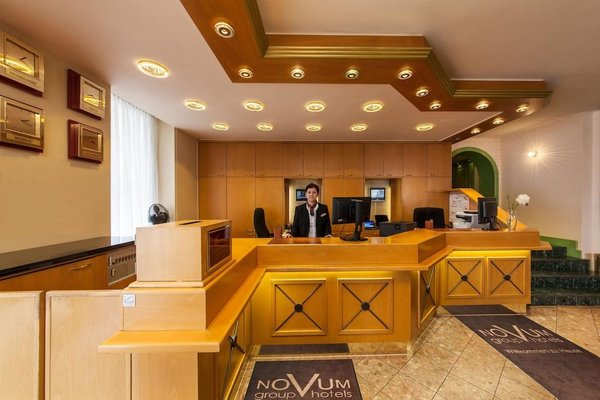 Novum Hotel Excelsior Dusseldorf - фото 18