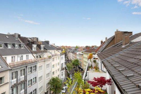 Novum Hotel Excelsior Dusseldorf - фото 20