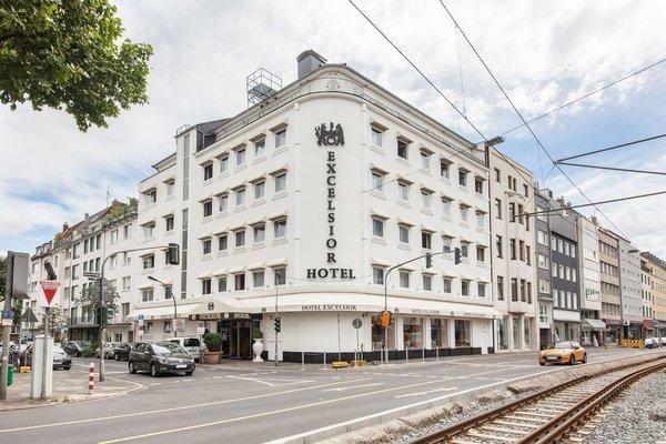 Novum Hotel Excelsior Dusseldorf - фото 21