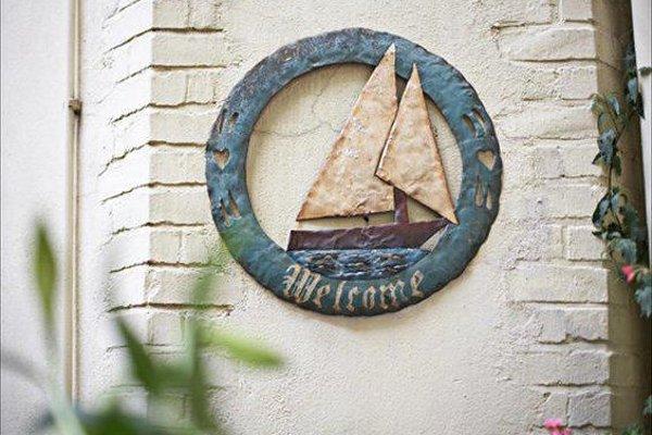 Hanseat-Hotel - фото 19