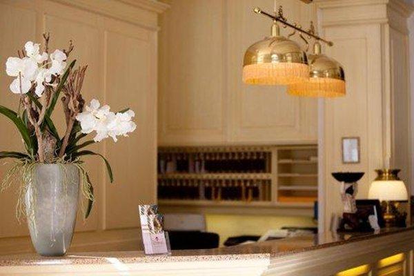 Hanseat-Hotel - фото 8