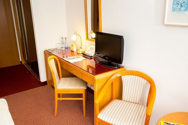 HK - Hotel Dusseldorf City - фото 5