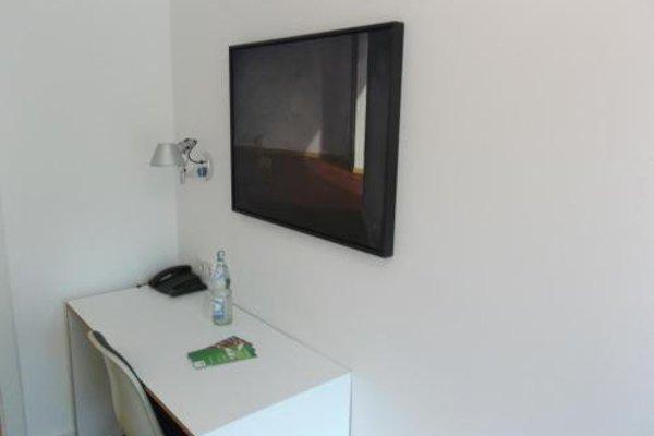 ART Hotel Ufer - фото 7