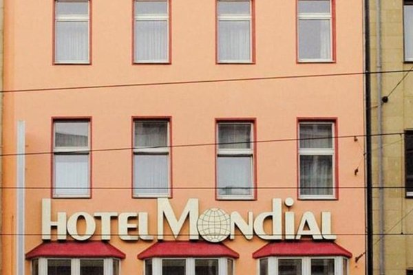 Hotel Mondial - фото 22