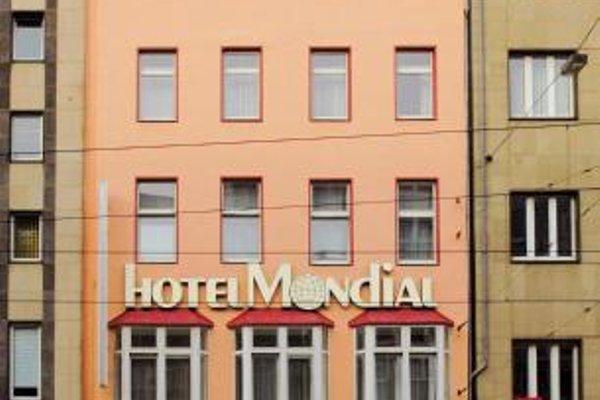 Hotel Mondial - фото 23