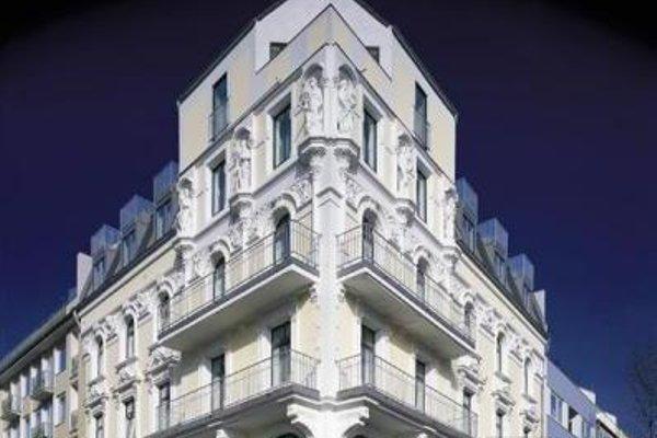 Burns Art Hotel - фото 21
