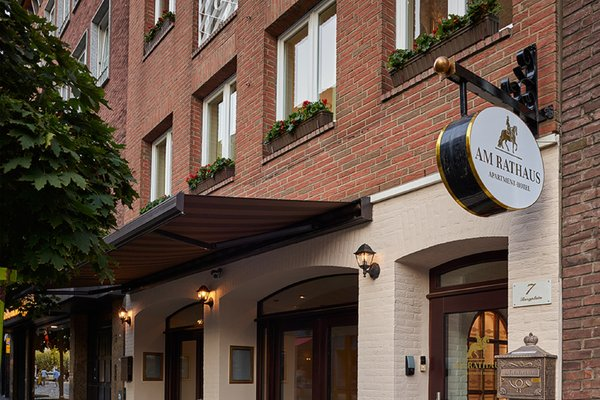 Hotel Am Rathaus - фото 22