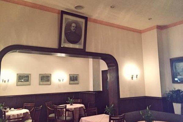 Hotel Bismarck - фото 19