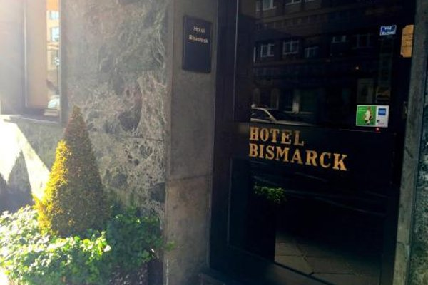 Hotel Bismarck - фото 22
