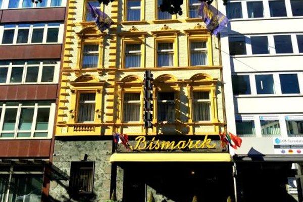 Hotel Bismarck - фото 23
