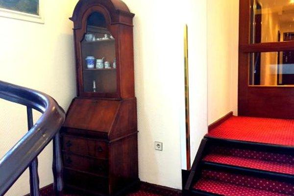 Hotel Bismarck - фото 5