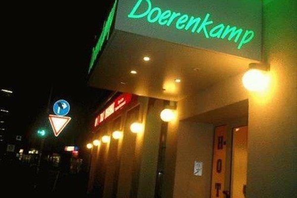 Hotel Doerenkamp - фото 23