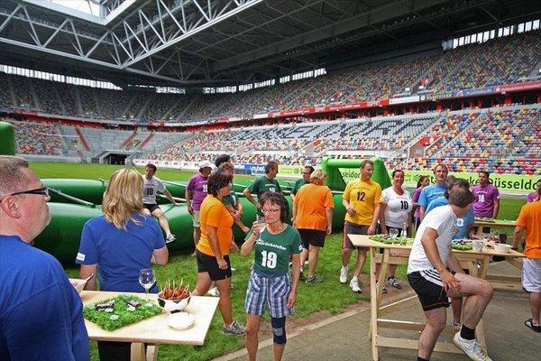 Tulip Inn Dusseldorf Arena - Superior - фото 21