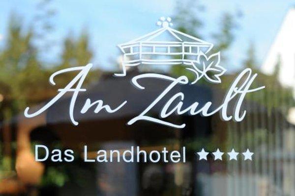 Am Zault-Landhotel - фото 14