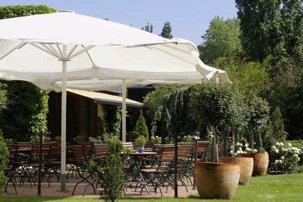 Отель расположен рядом с парком «Рейнпарк» - фото 18