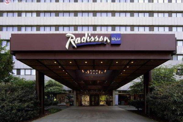 Отель расположен рядом с парком «Рейнпарк» - фото 21