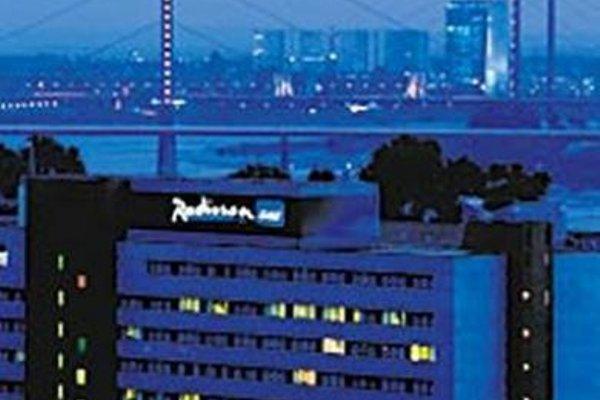 Отель расположен рядом с парком «Рейнпарк» - фото 22