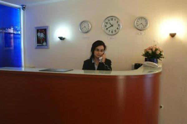 Bahn-Hotel - 16