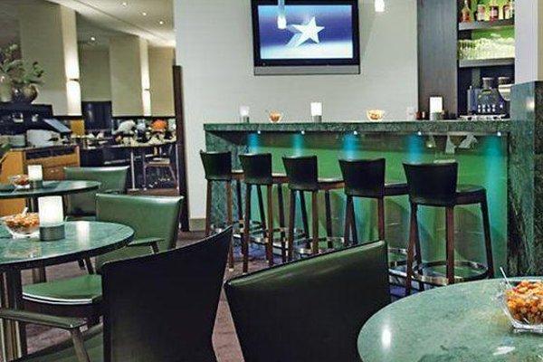 Lindner Hotel Dusseldorf Airport - фото 11