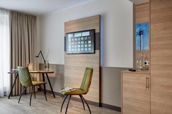 Lindner Hotel Dusseldorf Airport - фото 8