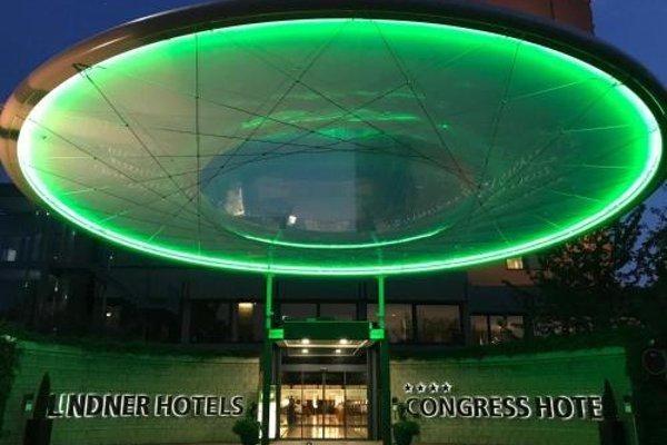 Lindner Congress Hotel Dusseldorf - фото 22