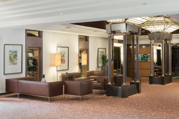 Lindner Congress Hotel Dusseldorf - фото 7