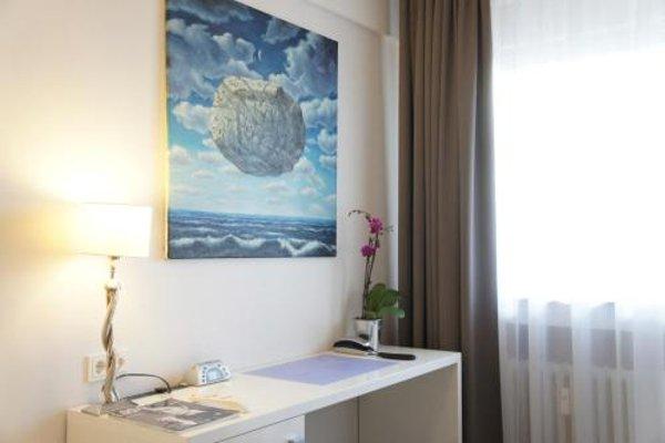 Business Wieland Hotel - фото 11