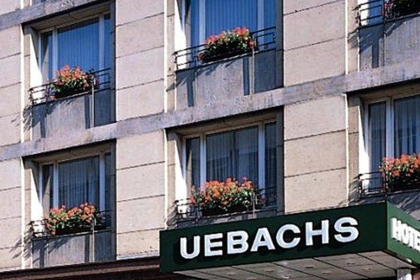 Gunnewig Hotel Uebachs by Centro - фото 22