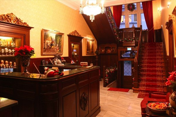 Hotel-Villa Achenbach - фото 11