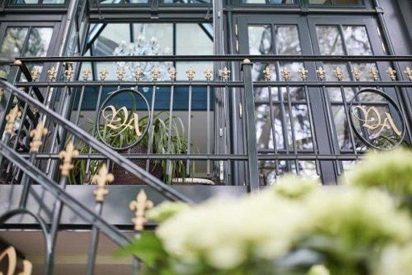 Hotel-Villa Achenbach - фото 21