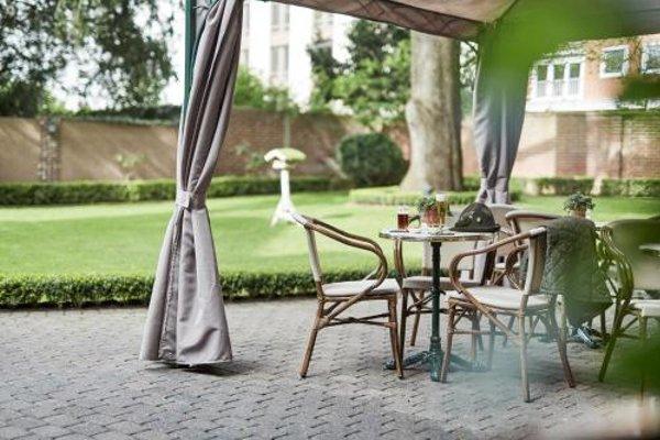 Hotel-Villa Achenbach - фото 22