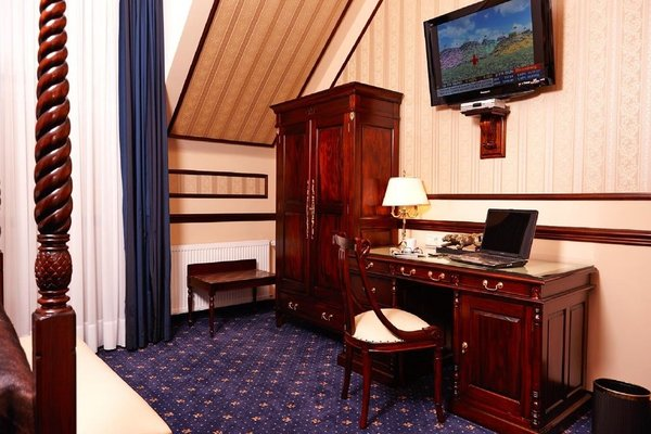 Hotel-Villa Achenbach - фото 4